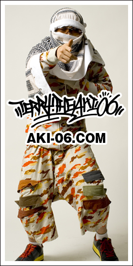 TERRY THE AKI-06 WEB SITE