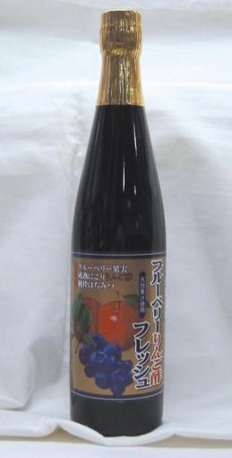 ブルーベリーりんご酢 500ml