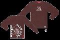 ON THE COURT/PEANUTS[オンザコート/ピーナッツ] PEANUTS ロングスリーブTシャツ