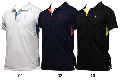 IN THE PAINT[インザペイント] IN THE PAINT PANEL POLO SHIRTS / インザペイント パネル ポロシャツ [スリム仕様]