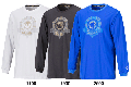 CONVERSE/GOLD SERIES[コンバース/ゴールドシリーズ] ゴールドシリーズ2WAYプリントロングスリーブシャツ