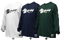 BALL LINE[ボールライン] BASIC LONG SLEEVE SHIRTS / ベーシックロングスリーブ「Try Everything」