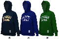 IN THE PAINT[インザペイント] IN THE PAINT PULL OVER HOODIE / インザペイント プルオーバーフーディ