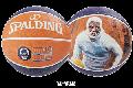 SPALDING/NBA[スポルディング/NBA] UNCLE DREW プレイヤーアクションラバーボール 7号球