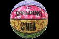 SPALDING[スポルディング] ミックス カモ ラバー7号球