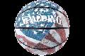 SPALDING[スポルディング] スターズアンドストライプス ラバー 7号球