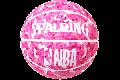 SPALDING/NBA[スポルディング/NBA] トパーズ ピンク ラバー 6号球