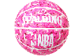 <img class='new_mark_img1' src='https://img.shop-pro.jp/img/new/icons59.gif' style='border:none;display:inline;margin:0px;padding:0px;width:auto;' />SPALDING/NBA[スポルディング/NBA] トパーズ ピンク ラバー 6号球