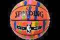 SPALDING/NBA[スポルディング/NBA] マーブル レインボー ラバー 7号球