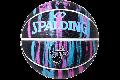 SPALDING/NBA[スポルディング/NBA] ヒート マーブル ラバー 「Miami Vice / マイアミ=バイス」 5号球