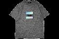 Arch[アーチ] Arch hologram box logo tee / アーチ ホログラム ボックス ロゴ Tシャツ