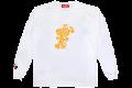 PEANUTS[ピーナッツ] PEANUTS ロングスリーブTシャツ【スリムシルエット】