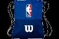 <img class='new_mark_img1' src='https://img.shop-pro.jp/img/new/icons1.gif' style='border:none;display:inline;margin:0px;padding:0px;width:auto;' />Wilson[ウィルソン] NBA バスケットボール ナップサック ドライブ ボール1個入れ用バッグ