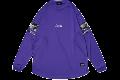 Arch[アーチ] Arch slv spray camo L/S tee / アーチ スリーブ スプレー カモ ロングスリーブTシャツ