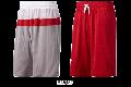 adidas/NBA[アディダス/NBA] SMR RN REV SHRT / サマーラン リバーシブル ショーツ「ヒューストン=ロケッツ」