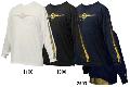 CONVERSE/GOLD SERIES[コンバース/ゴールドシリーズ] ゴールドシリーズプリントロングスリーブシャツ