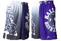 ON THE COURT/BALL LINE[オンザコート/ボールライン] SUBLIMATION BAGGY SHORTS