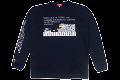 ON THE COURT/PEANUTS[オンザコート/ピーナッツ] PEANUTS ロングスリーブシャツ