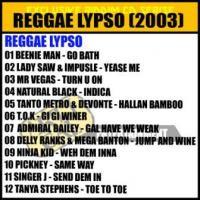 REGGAE LYPSO