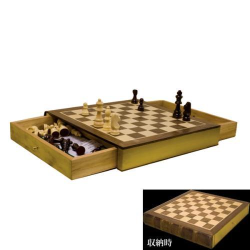 【送料無料】チェス&チェッカーズ