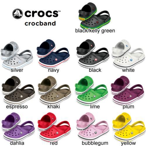 【送料無料】クロックス クロックバンド(crocs crocband)【即納可能】