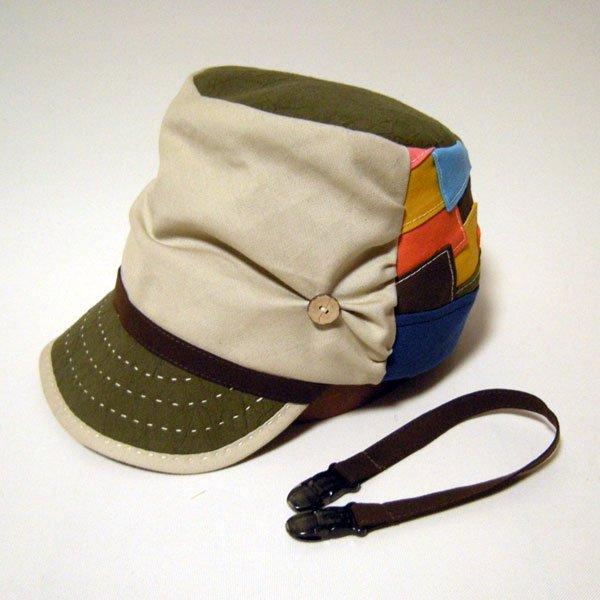 【フルオーダー例】「山女日記」柚月さんの帽子M.H様(2239)