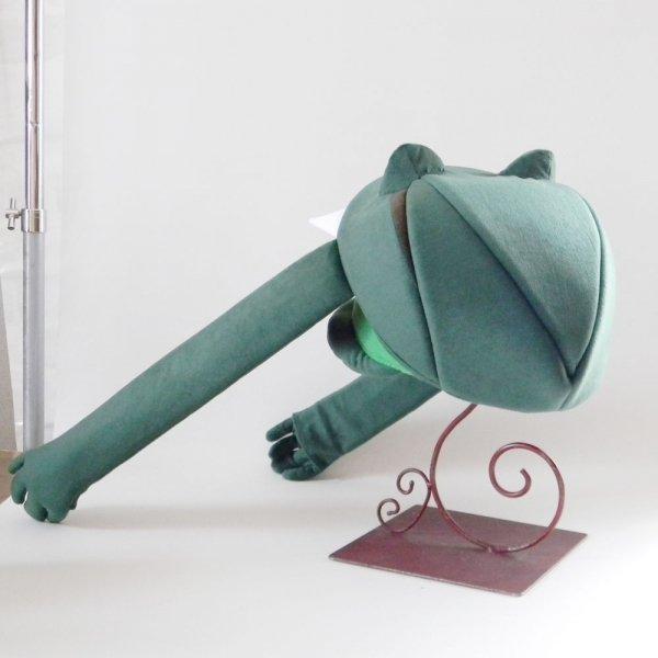 フレンドイート カエル帽子