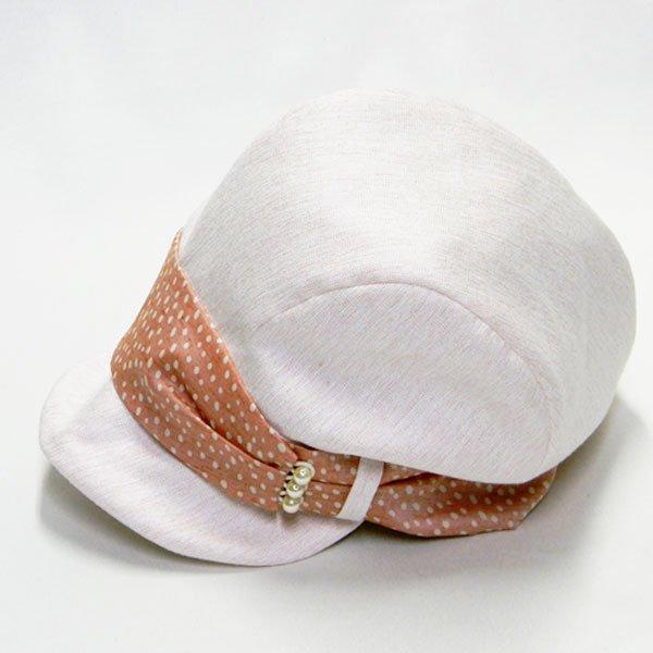 753659a98eafb パールキャスケット-ピンク/グレイ/ブラック レディース 帽子 通販 サイズ ...
