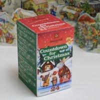 【すぐ出荷可能】クリスマス カウントダウンのお茶