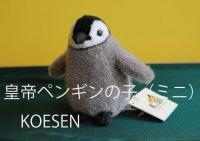 皇帝ペンギンの子(ミニ)  ケーセン社(ドイツ)