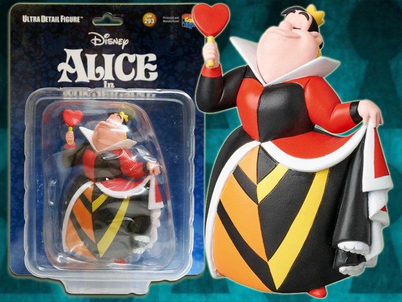 Medicom UDF-294 Ultra Detail Figure Alice in Wonderland Trump