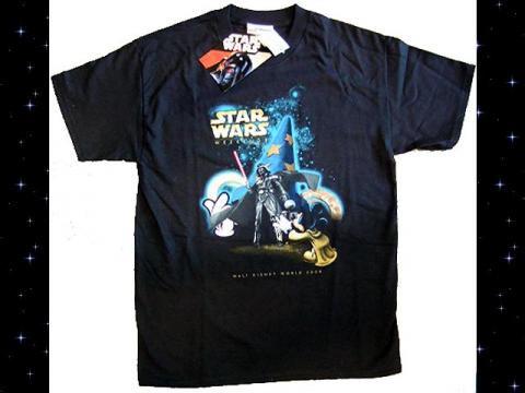 フォトグラファー Toys - Selected ディズニースターウォーズウィークエンド 2008 Tシャツ ミッキー Bandit-