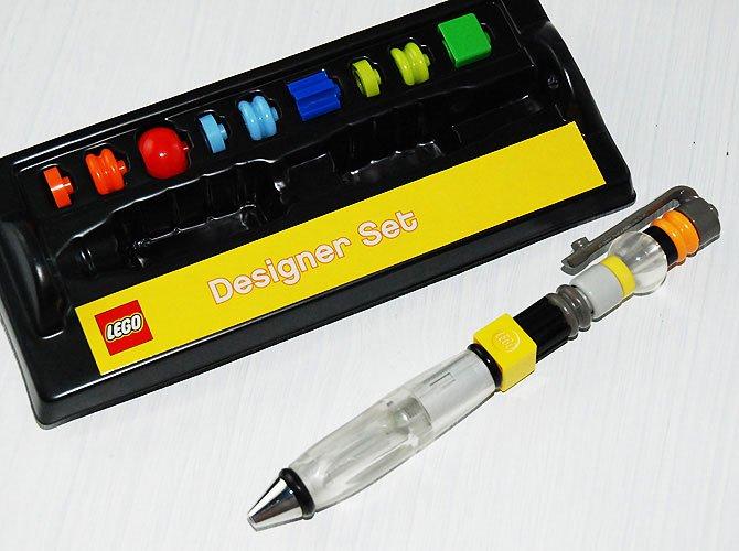 LEGO レゴ ボールペン [デザイナーセット]