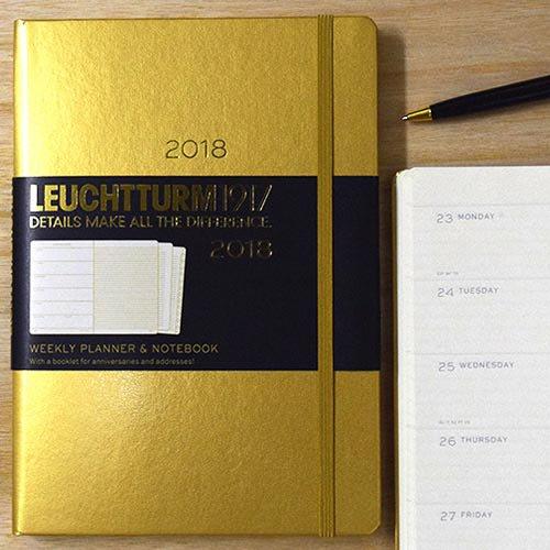 2017手帳 LEUCHTTURM ロイヒトトゥルム マンスリー ソフトカバー /ポケットサイズ