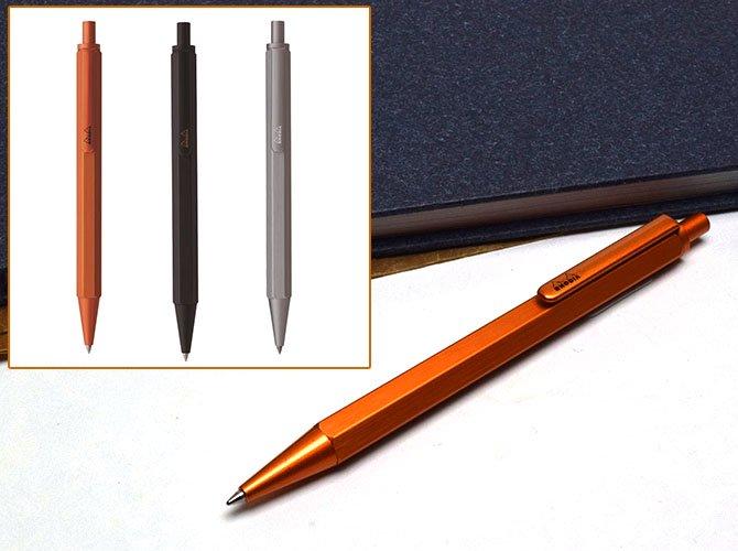 RHODIA ロディア スクリプト ボールペン