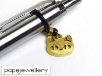 【papejewellery パペジュリー】 ペンリング This is my pen / Sis. キャット