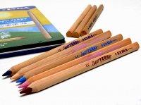 【送料無料】LYRA リラ スーパーファルビー 色鉛筆 18色 白木軸 / Super FERBY スーパー ファービー