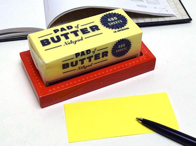 croniclebooks クロニクルブックス バター メモブロック
