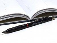 rotring ロットリング ビズペンシル ブラック 0.5mm