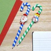 クリスマス パラソルペン 2本セット