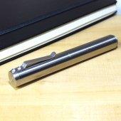 SCHONDSGN ショーン・デザイン #02 クリップペン ステンレススチール FT147