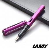 【送料無料(メール便)】LAMY ラミー アルスター ヴァイブラントピンク 万年筆 F L99-F