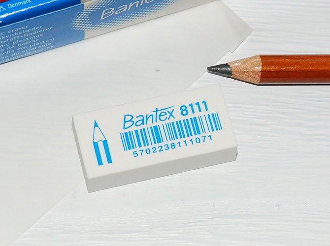 Bantex バンテックス 消しゴム [8111]
