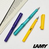 【2020年 限定色】 LAMY ラミー サファリ キャンディ 万年筆 EF