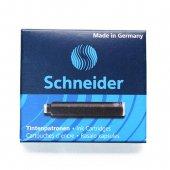 Schneider シュナイダー インクカートリッジ(6本入り) ブラック  6601