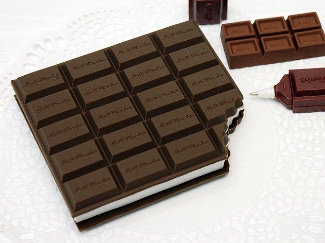 チョコレート ノートブック
