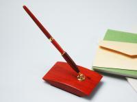 OHTO 木製デスクペン&スタンドセット