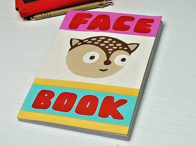 イギリスブランド「SUKIE」のノート。