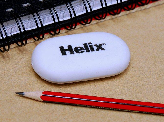 【Helix へリックス】 ジャンボ消しゴム