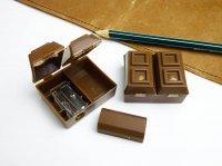 チョコレート 消しゴム&シャープナー